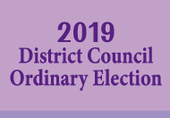 2019 District Council Ordinary Election